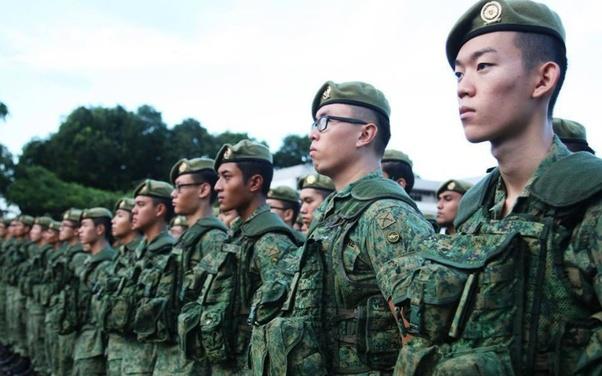 新加坡兵役服务