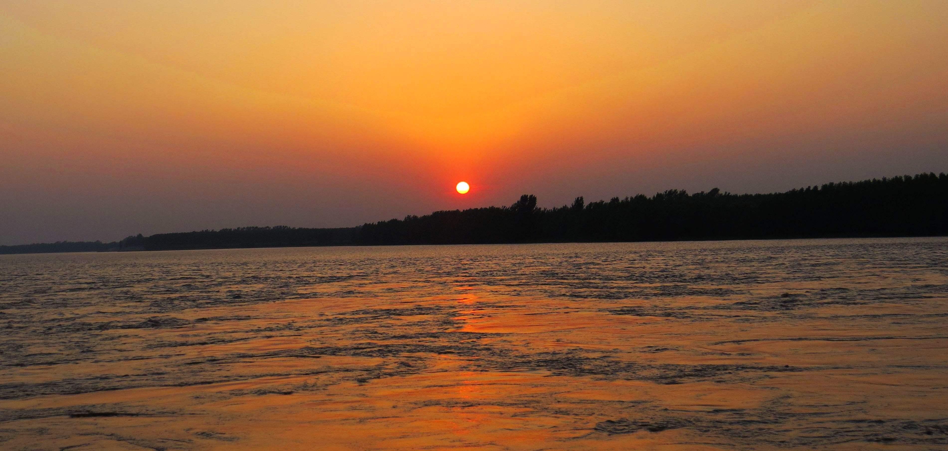 大河不只是大河,是家乡,是回忆,是生我养我的地方