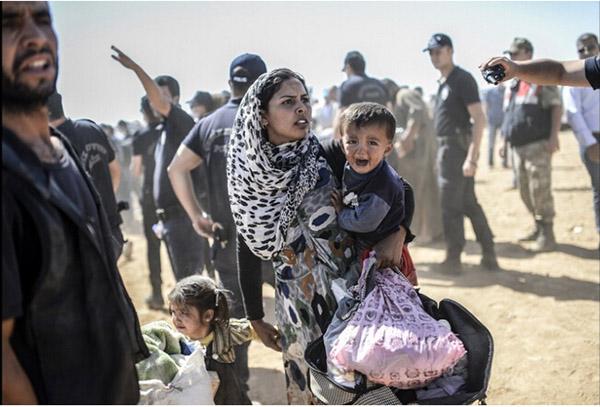 阿拉伯之春